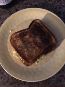 grilled cheese vsg diet